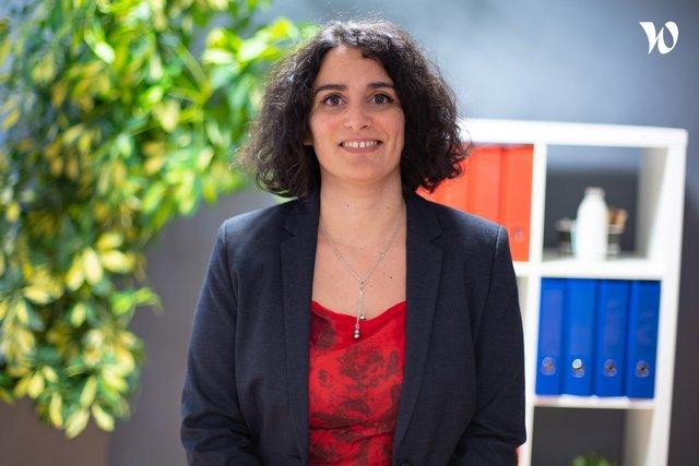 Rencontrez Anne Fleur, Collaboratrice comptable - YTHAK
