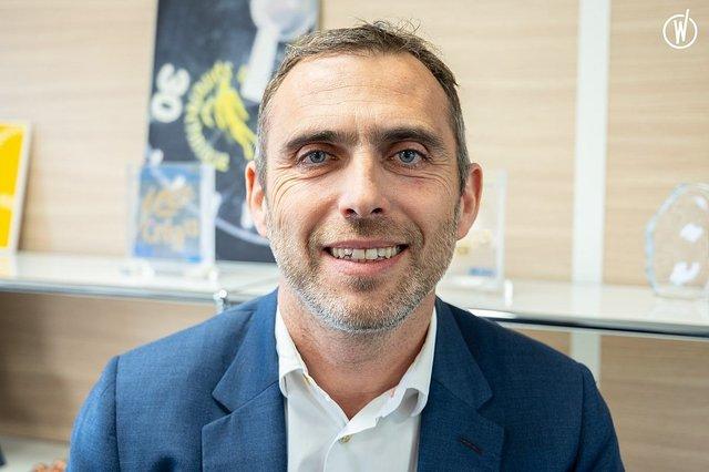 Rencontrez Laurent, CEO - Enovacom