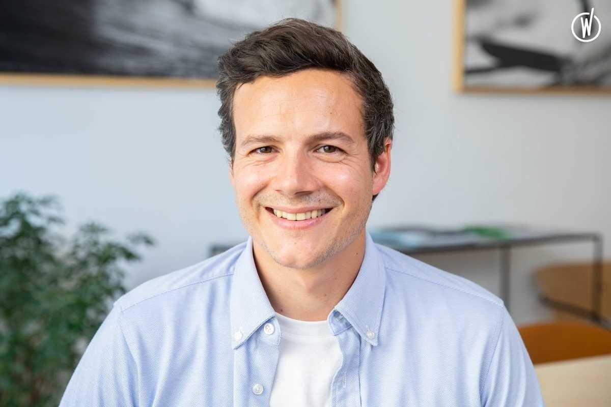 Rencontrez Nicolas Moreau, Directeur de Création - WILLIE BEAMEN