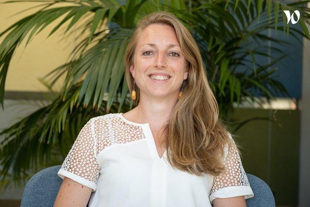 Rencontrez Juliette Lejarre, Responsable produit - Groupement e-santé Occitanie
