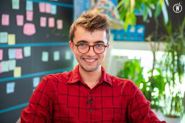Rencontrez Edward, Product manager - Quable