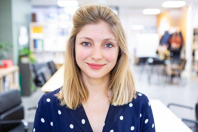 Rencontrez Manon, Chef de Projet Marketing et Responsable Communication - Label Experience