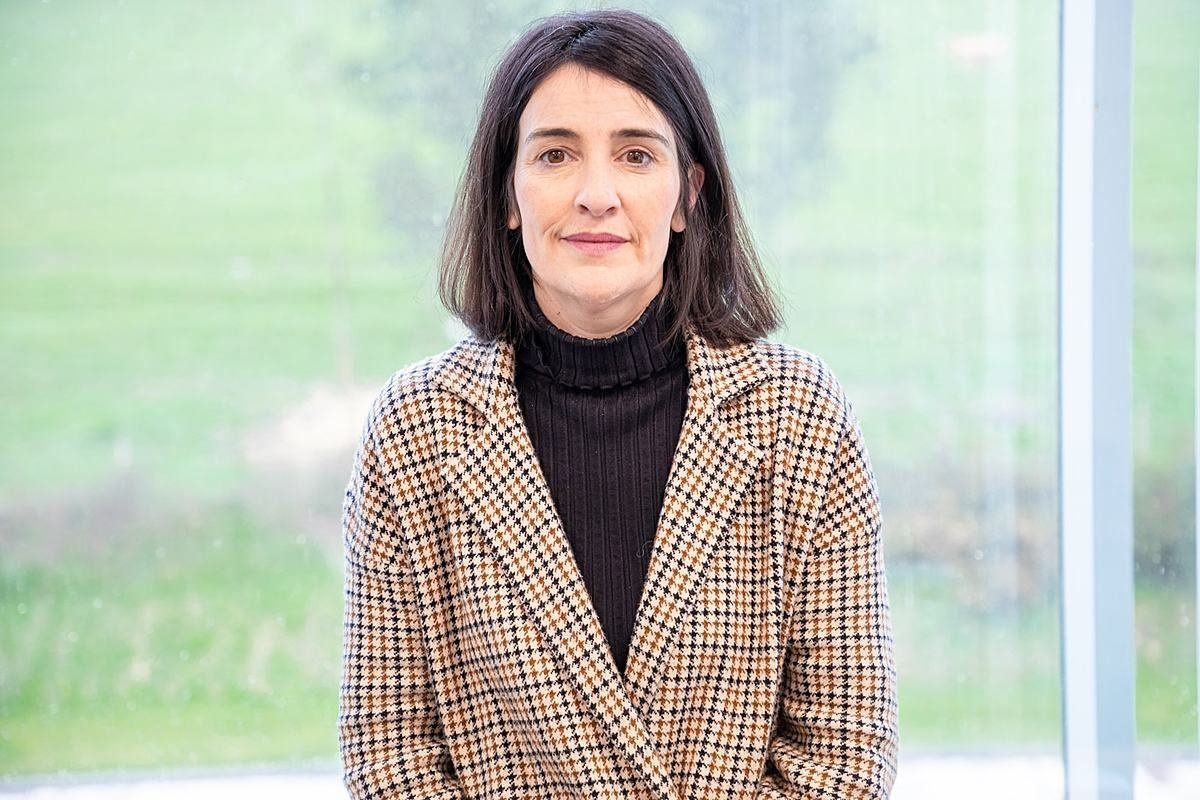 Itxasne, directora del Departamento Legal - Grupo Industrial CL