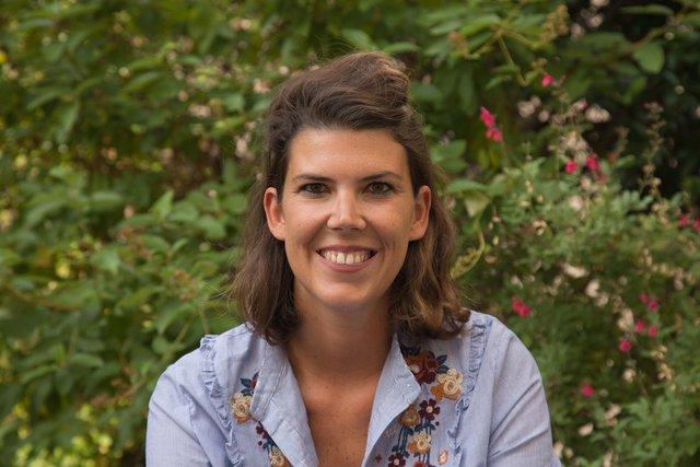 Rencontrez Charlotte, Directrice de clientèle - Wellcom