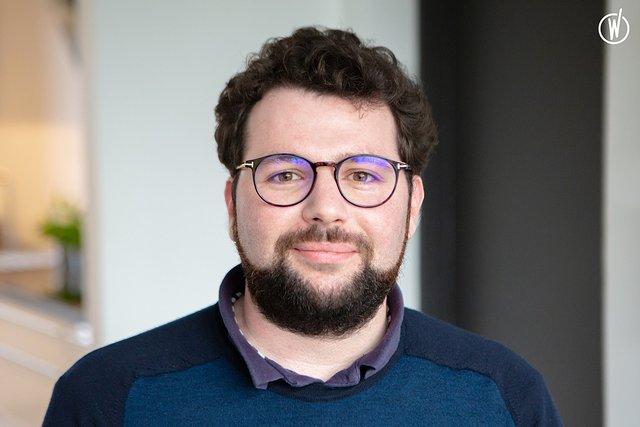 Rencontrez David, Technicien Système - GEKKO part of Accenture
