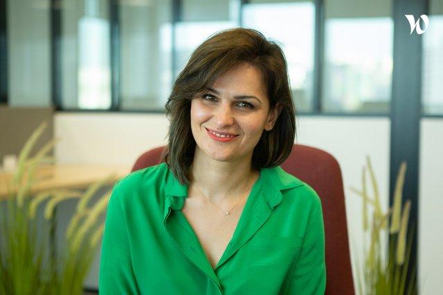 Rencontrez Galya, Product Manager - GlobePayroll, an SD Worx company