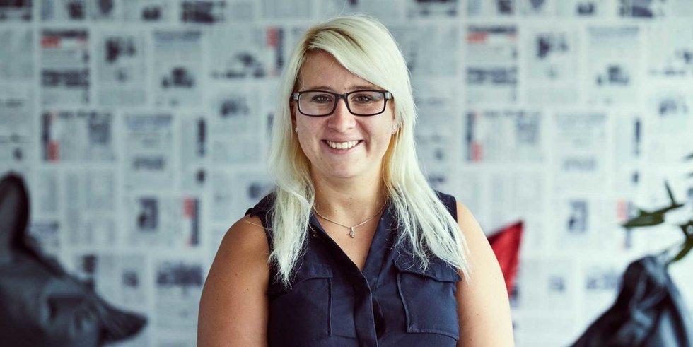 Barbora Kristenová, Manažerka vzdělávání a rozvoje zaměstnanců - Mediální skupina MAFRA