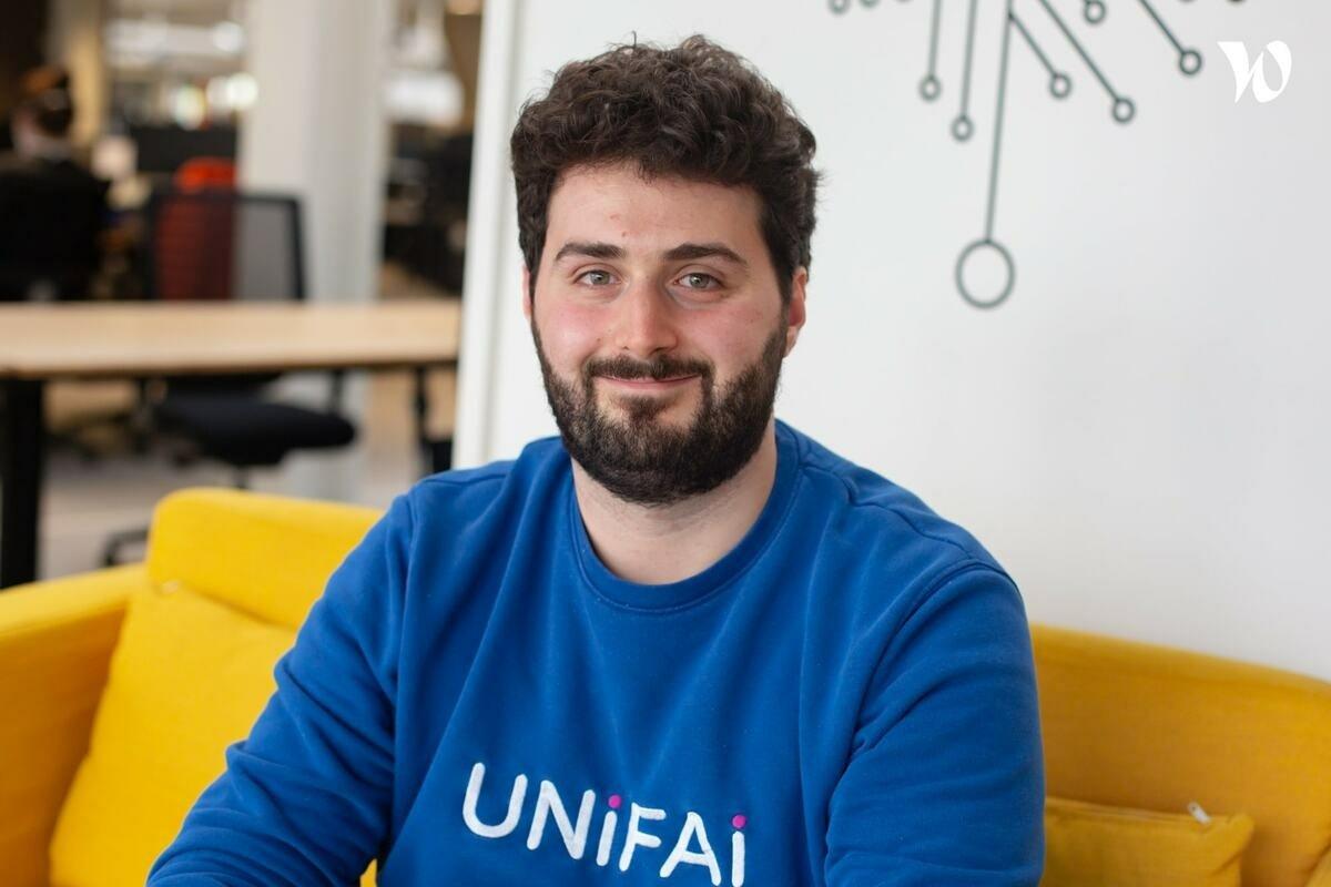 Rencontrez Pierre, CTO & Co-founder - Unifai