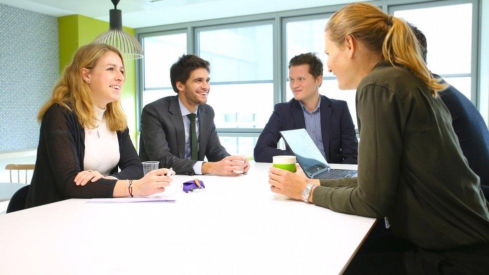 Découvrez la culture d'entreprise chez Grant Thornton - Grant Thornton