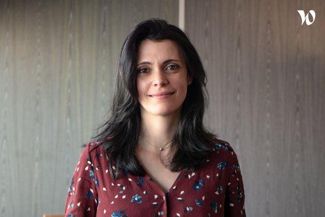 Rencontrez Doriane, Directrice Administratif et Financier - Eco-Tech Ceram