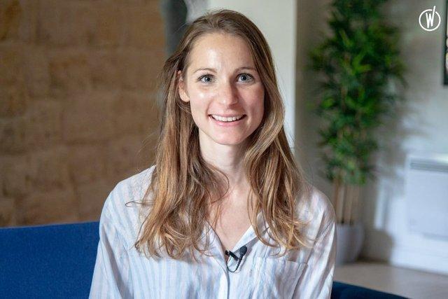 Rencontrez Anne, Commerciale - Smartrenting