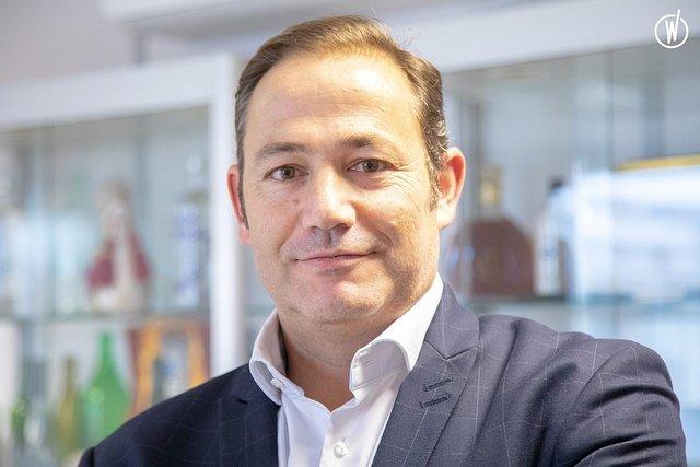 Rencontrez Benoit, Marketing & Sales Director - Tiama inspection worldwide