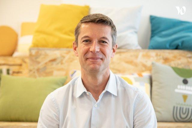 Rencontrez Jean-Michel, Dirigeant et fondateur  - ReCom