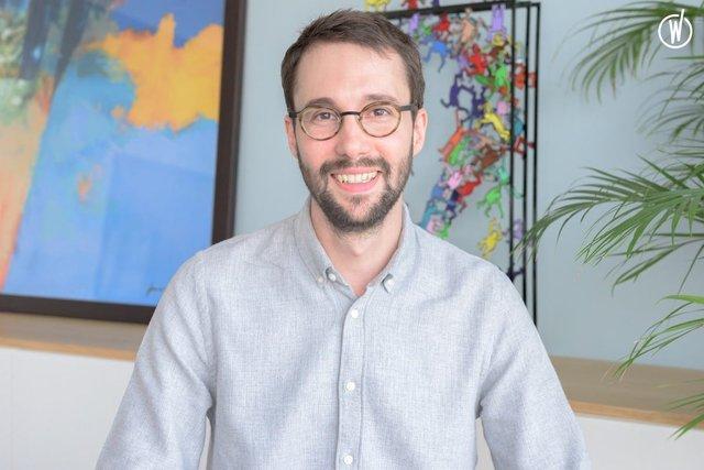 Rencontrez Julien, Chef de mission - Compagnie Fiduciaire