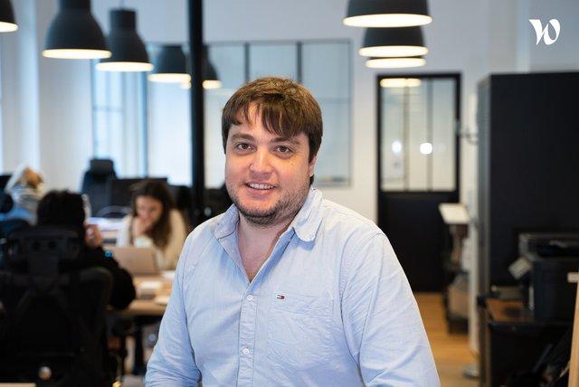 Rencontrez Maxime, Co-fondateur - la marque en moins.