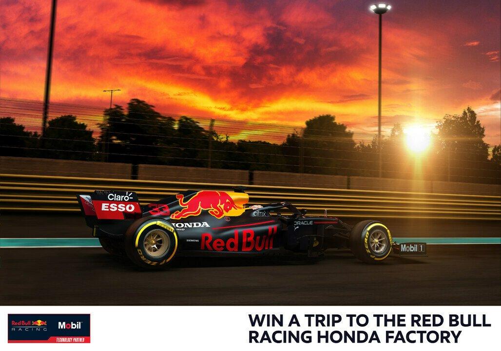 ExxonMobil Red Bull Racing Honda Experience
