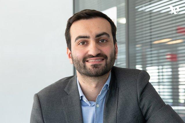 Rencontrez Gabriel, Directeur général - Dynergie