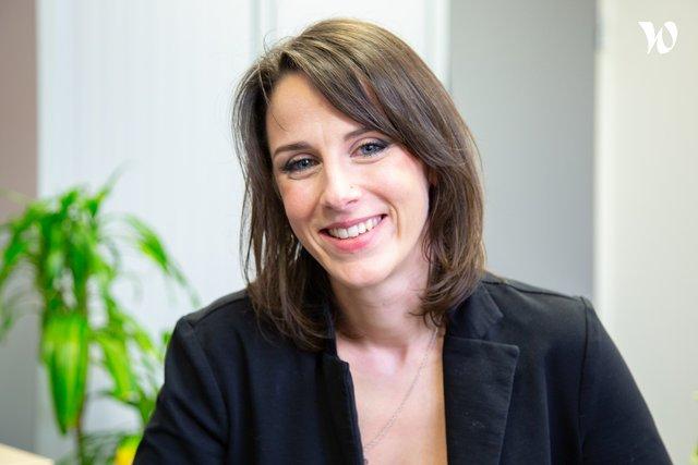 Rencontrez Maëlle, Responsable Administration des ventes - Ubitransport