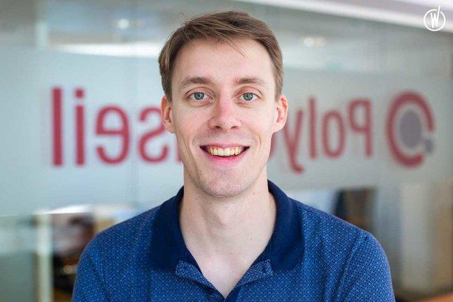 Rencontrez Christian, Ingénieur Système DevOps - Polyconseil