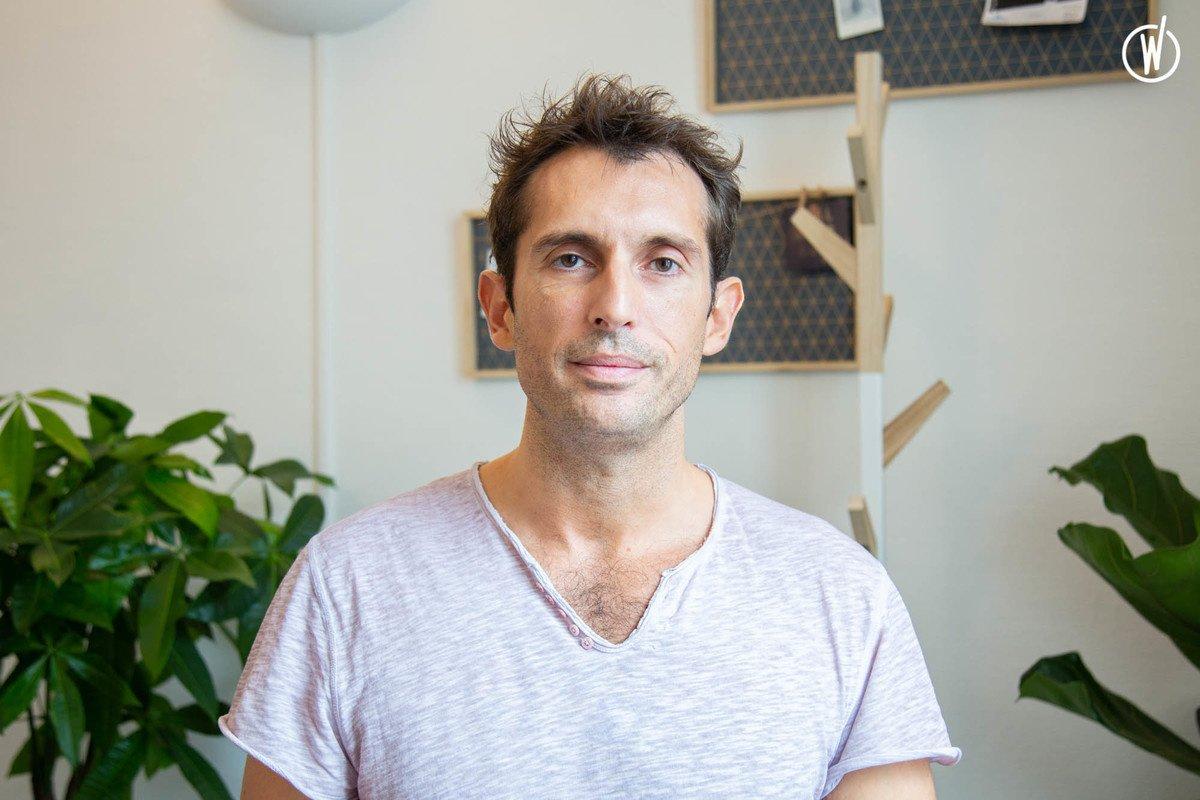 Rencontrez David, Co-fondateur - IN SUN WE TRUST