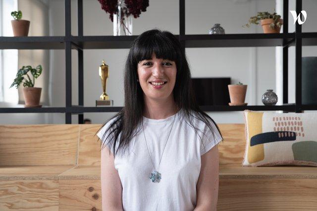 Rencontrez Emilie, Co-fondatrice - My Job Glasses