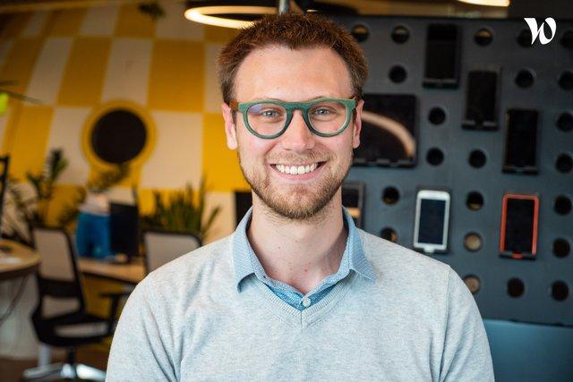 Rencontrez  Arthur, Développeur Senior Mobile - Webqam