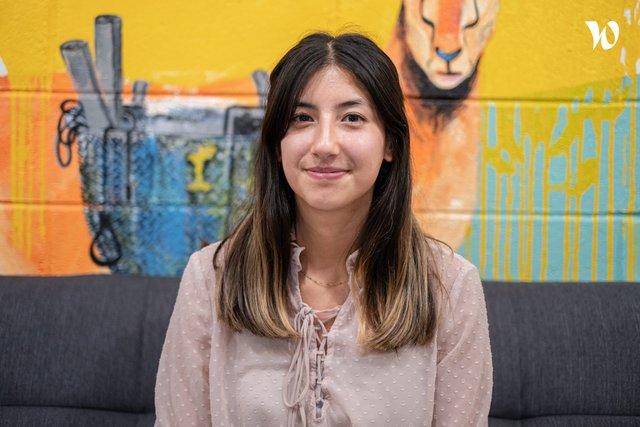 Rencontrez Anaïs, Content Manager B2C - Carbo