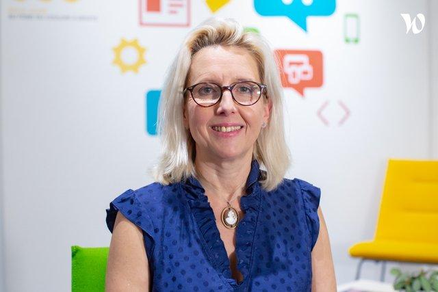 Rencontrez Gaëlle, Directrice Développement nouvelles activités - ISCOD