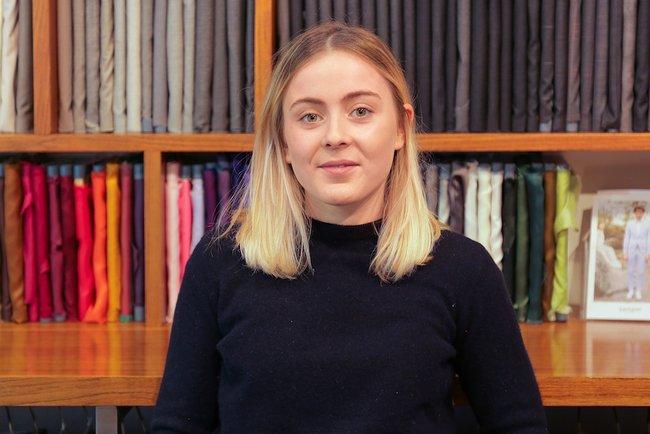 Rencontrez Clélie, Assistante de la Directrice de Samson Saint Augustin - Samson sur Mesure