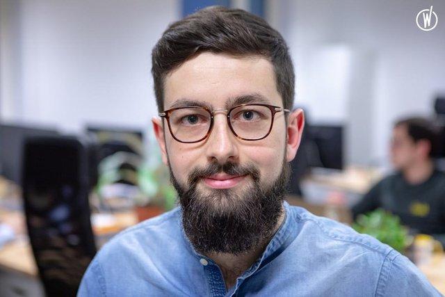 Rencontrez Joël, Lead dev web - Beeldi
