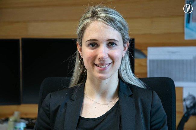 Rencontrez Amélie, Télé-experte - Groupe ADENES