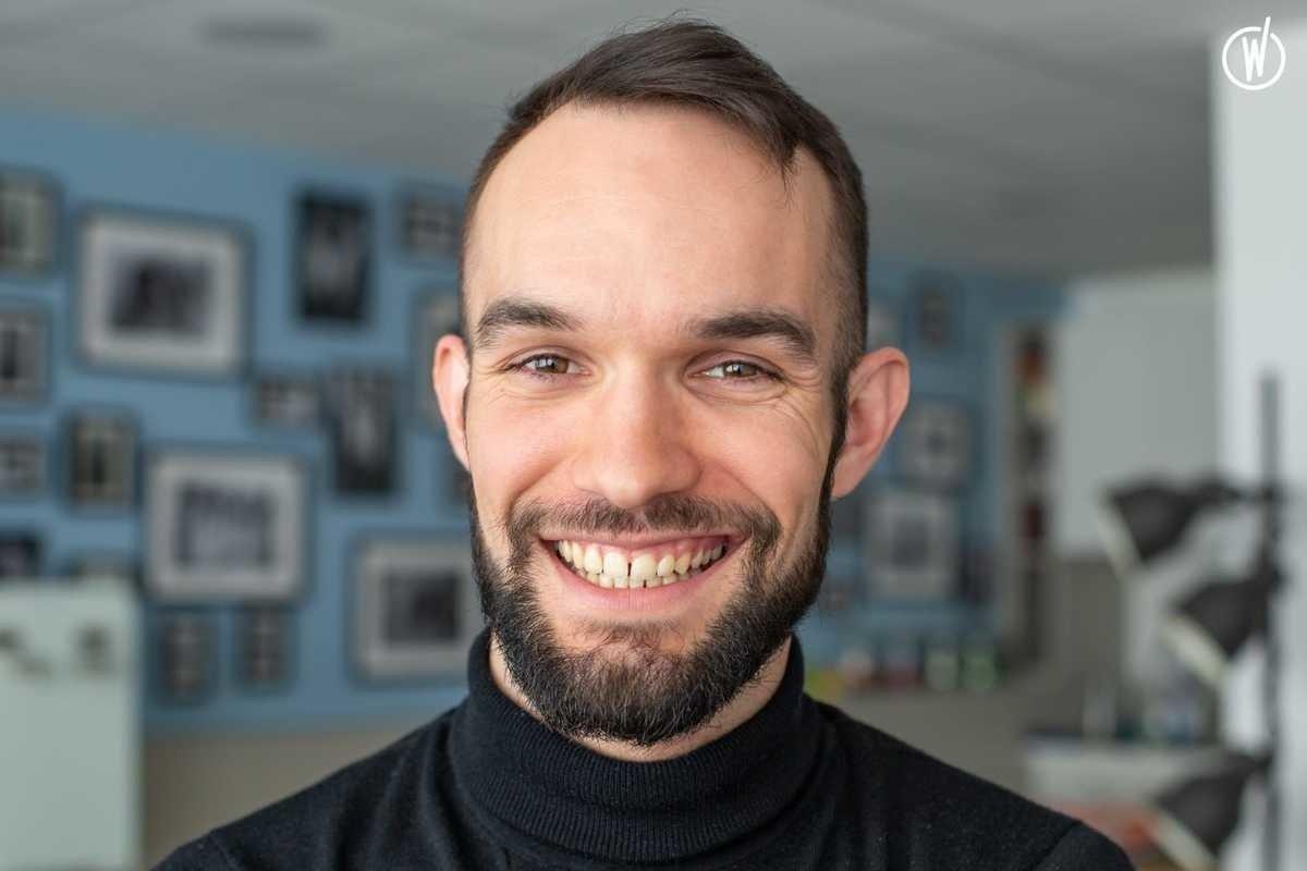 Rencontrez Guillaume, Digital Marketing Officer - VALTUS