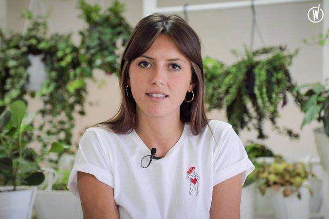 Rencontrez Mathilde, Customer Care Manager - ilek