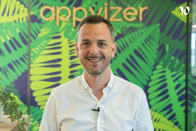 Rencontrez Colin, CEO - appvizer