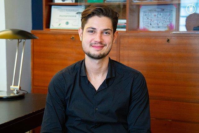 Rencontrez Florent, Entrepreneur en Residence - Pathfinder