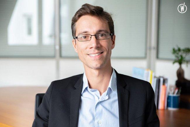Rencontrez Raphaël, Directeur des Systèmes d'Information - Euro-Information Telecom