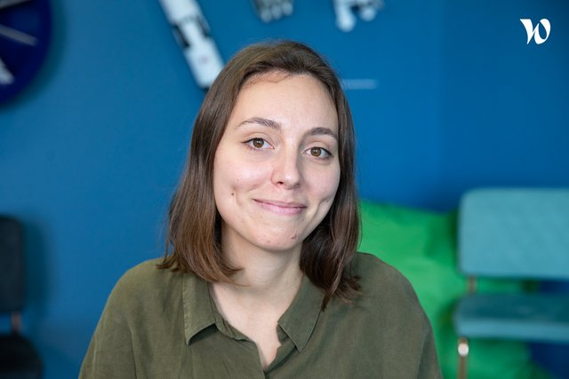 Meet Léa, Product Manager - Buster.Ai