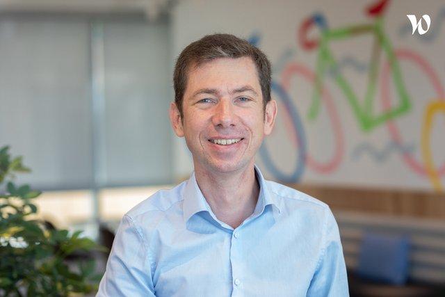 Rencontrez Christophe, CEO - Zelros