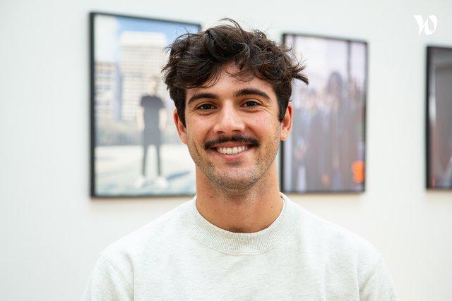 Rencontrez Santiago, Data  - Groover