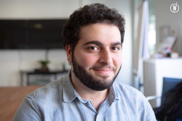 Meet Thomas, Junior R&D Engineer Rencontrez - Scality