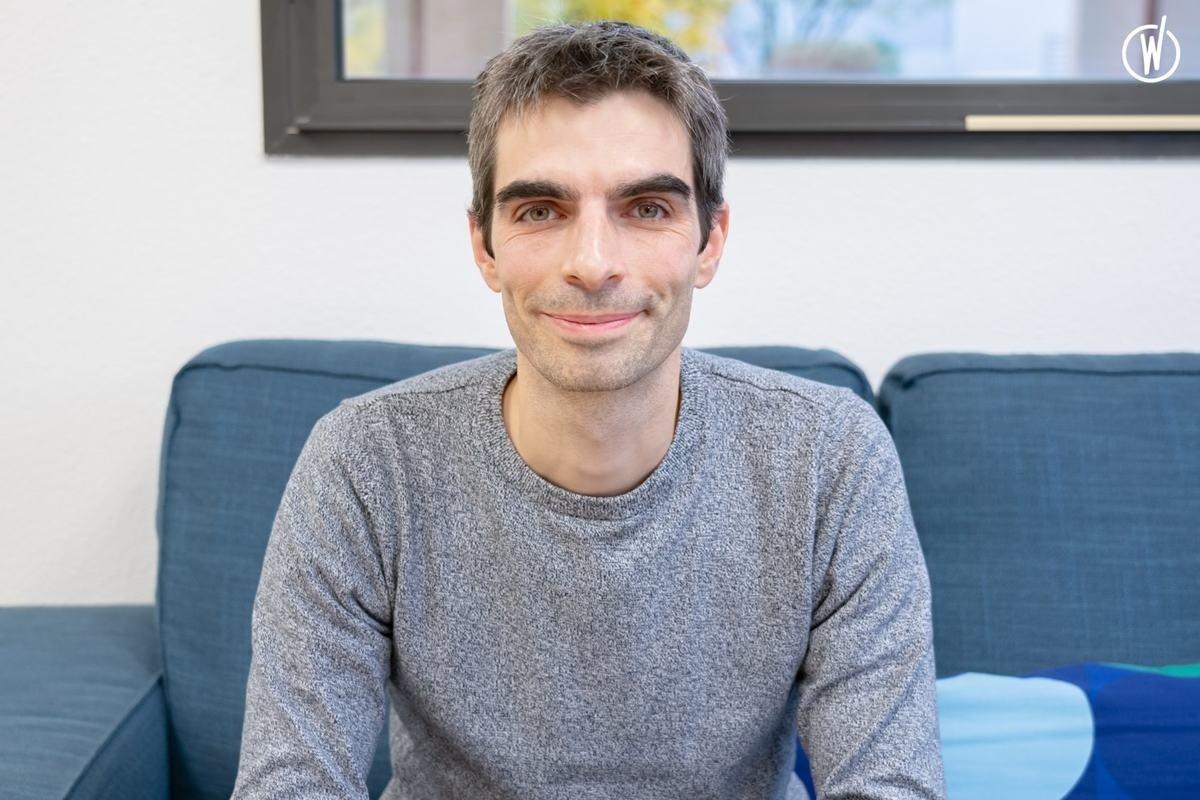 Rencontrez Florent, Directeur général - Dougs