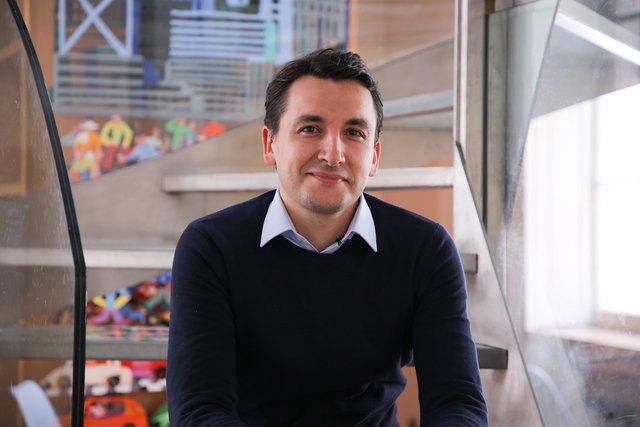 Rencontrez Nicolas, CEO - Very Up