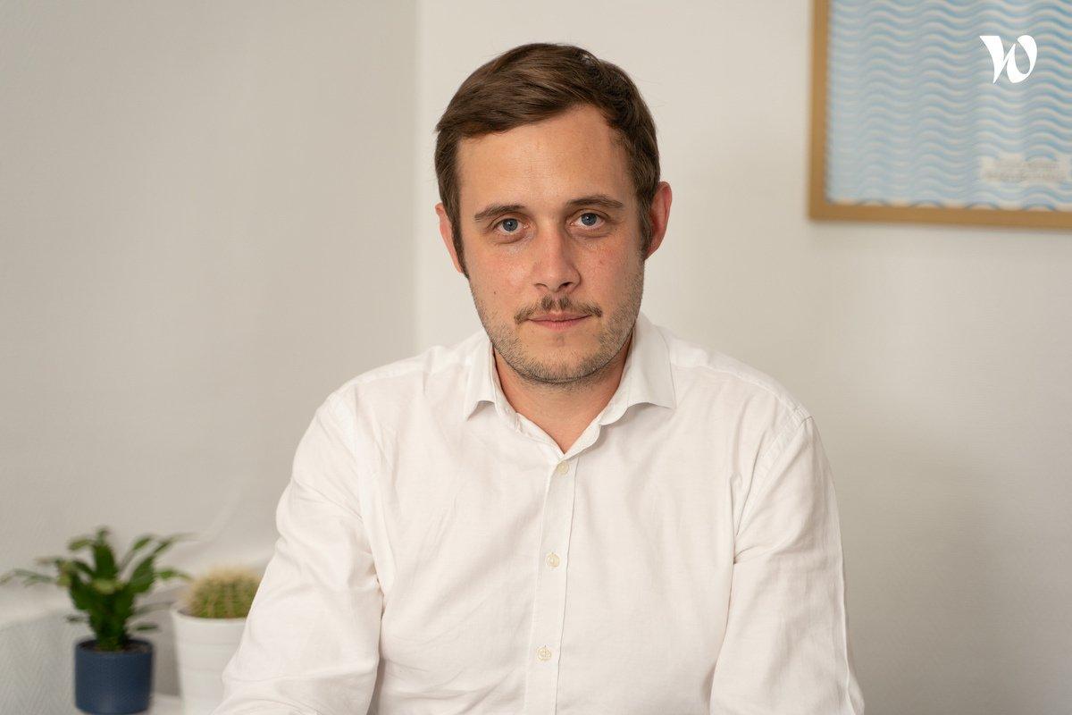 Rencontrez Rodolphe, Directeur du développement - Learn Assembly