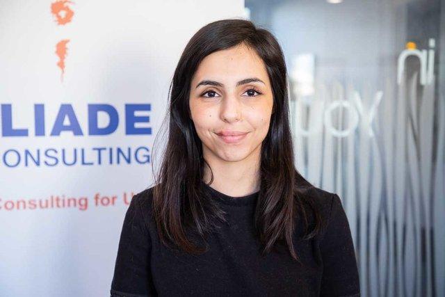 Rencontrez Mayssa, Chargée de recrutement - Iliade Consulting