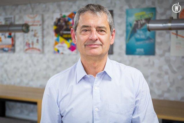 Rencontrez Gérard, Président - BVA Group