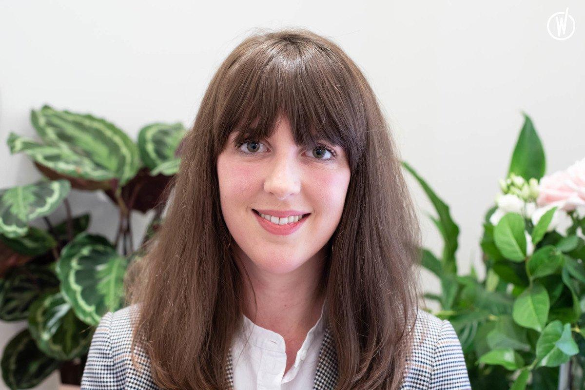 Rencontrez Laura, Chef de Projet - Nivac