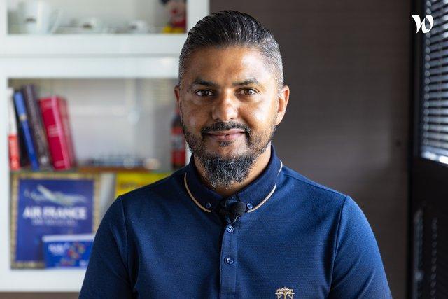 Rencontrez Shaukat, Chef d'équipe  - FB Solution