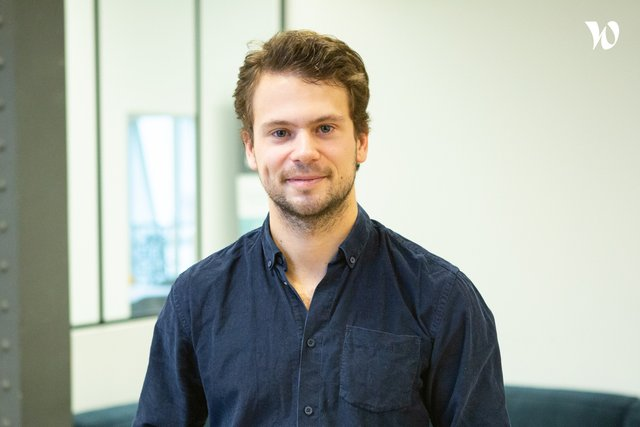 Meet Maxence, Co-founder and Head of client acquisition - Sensaterra
