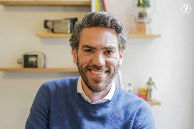 Rencontrez Richard, CEO - R2 agence digitale