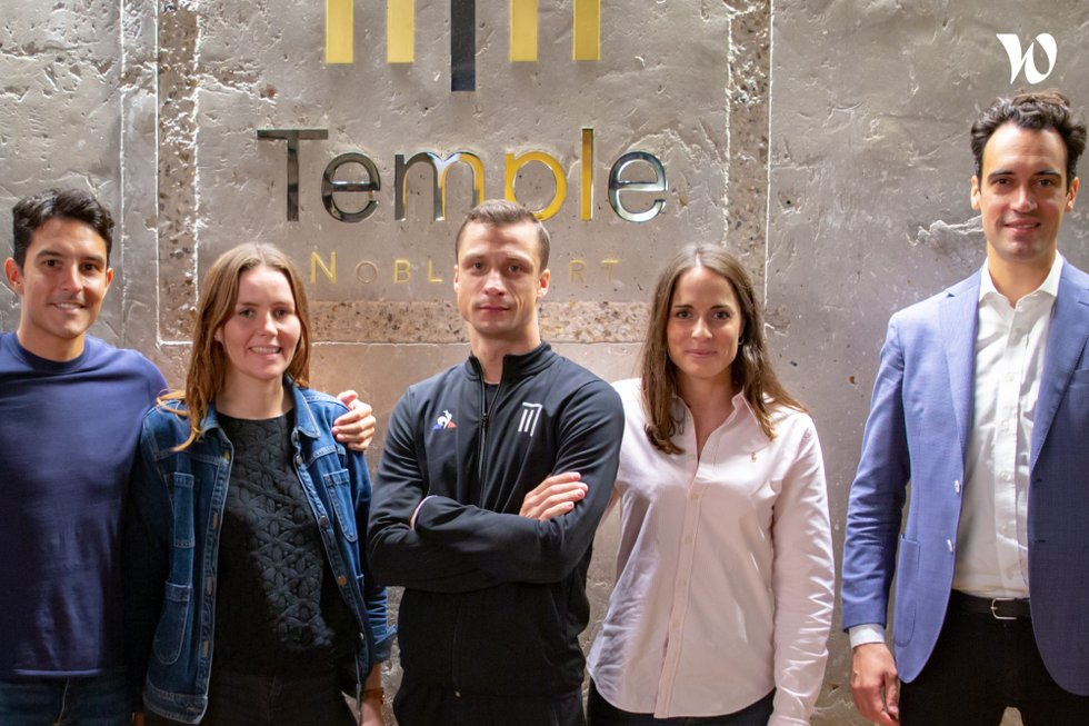 Temple | Noble Art